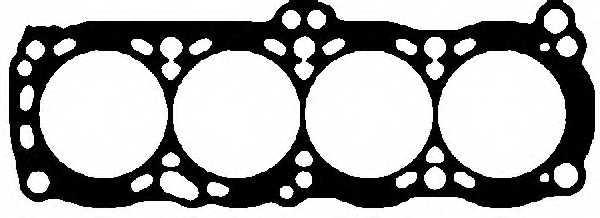 Прокладка головки цилиндра REINZ 61-52225-00 - изображение