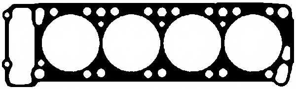 Прокладка головки цилиндра REINZ 61-52234-00 - изображение