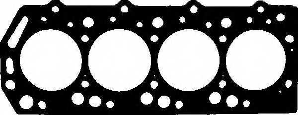 Прокладка головки цилиндра REINZ 61-52248-10 - изображение