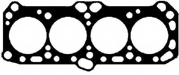 Прокладка головки цилиндра REINZ 61-52255-00 - изображение