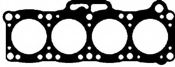 Прокладка головки цилиндра REINZ 61-52267-00 - изображение