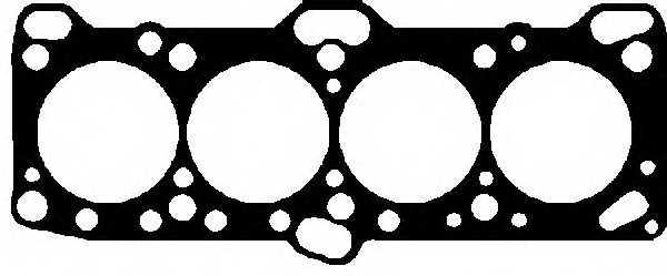 Прокладка головки цилиндра REINZ 61-52472-00 - изображение