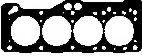 Прокладка головки цилиндра REINZ 61-52585-00 - изображение