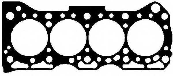 Прокладка головки цилиндра REINZ 61-52645-00 - изображение