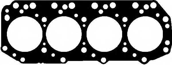 Прокладка головки цилиндра REINZ 61-52675-00 - изображение