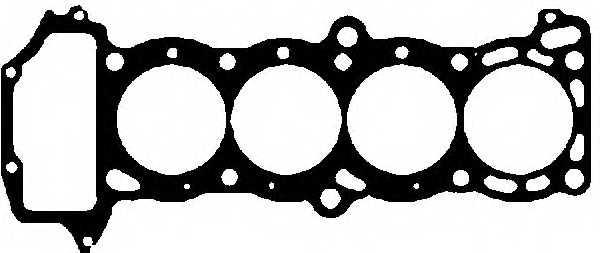 Прокладка головки цилиндра REINZ 61-52720-00 - изображение