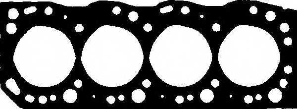 Прокладка головки цилиндра REINZ 61-52750-20 - изображение