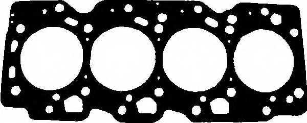 Прокладка головки цилиндра REINZ 61-52755-00 - изображение