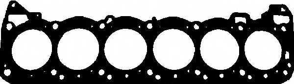 Прокладка головки цилиндра REINZ 61-52760-10 - изображение
