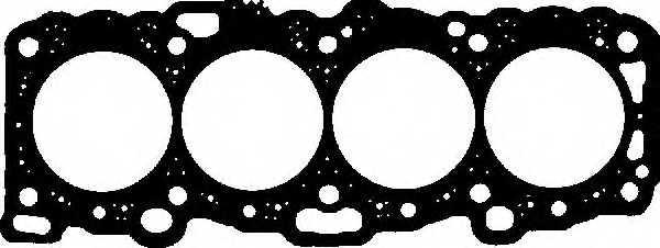 Прокладка головки цилиндра REINZ 61-52770-20 - изображение