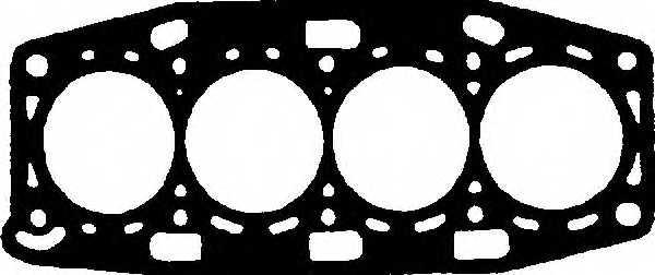 Прокладка головки цилиндра REINZ 61-52785-00 - изображение
