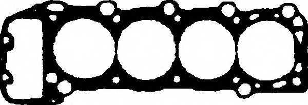 Прокладка головки цилиндра REINZ 61-52850-00 - изображение