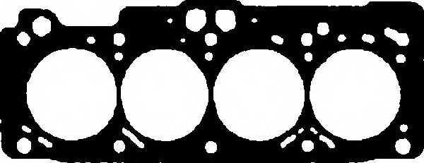 Прокладка головки цилиндра REINZ 61-52870-00 - изображение