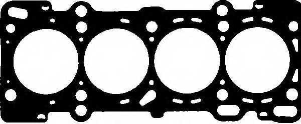 Прокладка головки цилиндра REINZ 61-52910-00 - изображение