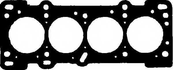 Прокладка головки цилиндра REINZ 61-52920-00 - изображение