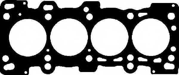 Прокладка головки цилиндра REINZ 61-52925-00 - изображение