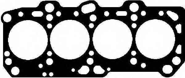 Прокладка головки цилиндра REINZ 61-52965-10 - изображение
