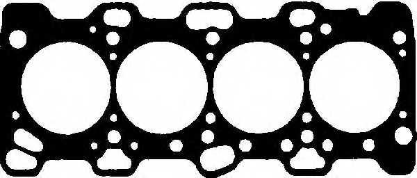 Прокладка головки цилиндра REINZ 61-52970-00 - изображение