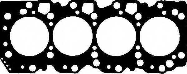 Прокладка головки цилиндра REINZ 61-52980-00 - изображение