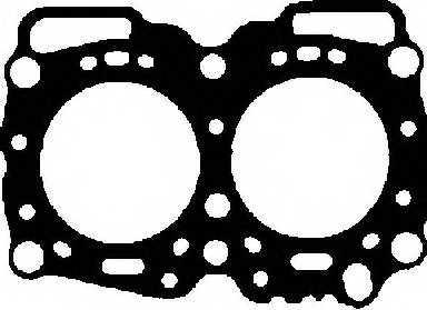Прокладка головки цилиндра REINZ 61-52995-00 - изображение