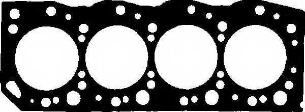 Прокладка головки цилиндра REINZ 61-53035-00 - изображение