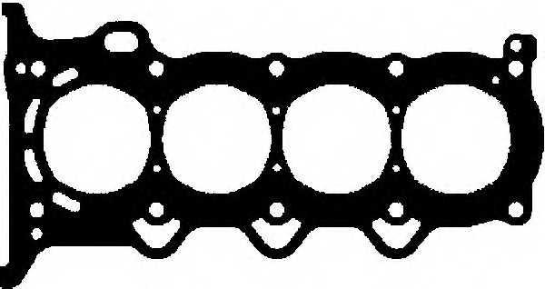 Прокладка головки цилиндра REINZ 61-53135-00 - изображение