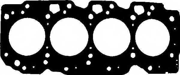 Прокладка головки цилиндра REINZ 61-53150-10 - изображение