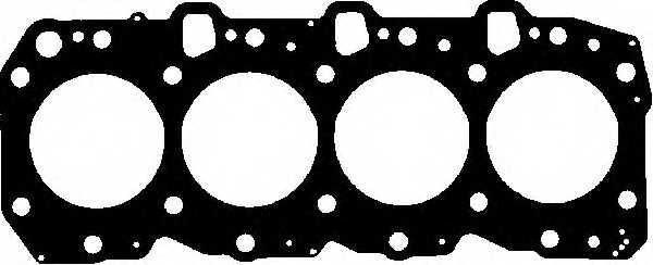 Прокладка головки цилиндра REINZ 61-53240-10 - изображение