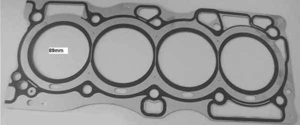Прокладка головки цилиндра REINZ 61-53295-00 - изображение