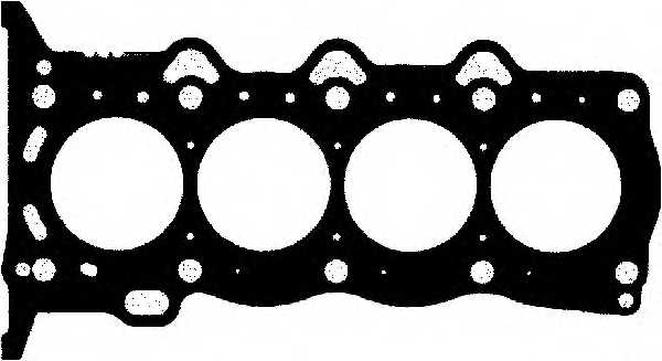 Прокладка головки цилиндра REINZ 61-53375-20 - изображение