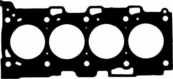 Прокладка головки цилиндра REINZ 61-53930-40 - изображение
