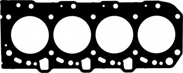 Прокладка головки цилиндра REINZ 61-53980-40 - изображение