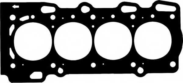 Прокладка головки цилиндра REINZ 61-54040-00 - изображение