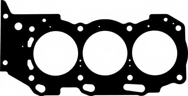 Прокладка головки цилиндра REINZ 61-54055-00 - изображение