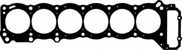 Прокладка головки цилиндра REINZ 61-54125-00 - изображение