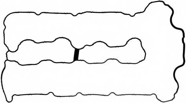 Прокладка крышки головки цилиндра REINZ 71-10180-00 - изображение