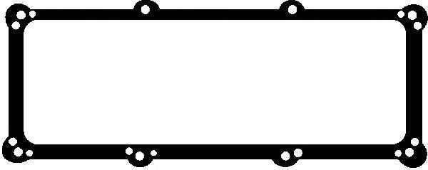 Прокладка крышки головки цилиндра REINZ 71-12959-10 - изображение