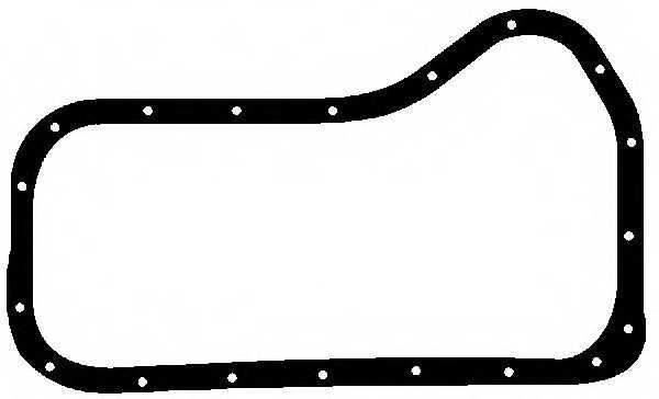 Прокладка маслянного поддона REINZ 71-12960-00 - изображение