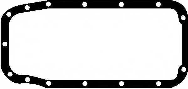 Прокладка маслянного поддона REINZ 71-12996-10 - изображение