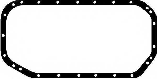 Прокладка маслянного поддона REINZ 71-19737-20 - изображение