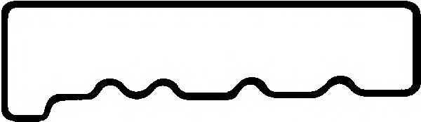 Прокладка крышки головки цилиндра REINZ 71-22864-10 - изображение