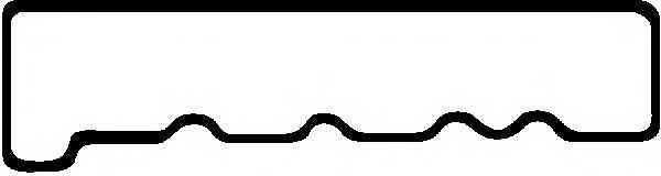 Прокладка крышки головки цилиндра REINZ 71-22865-10 - изображение