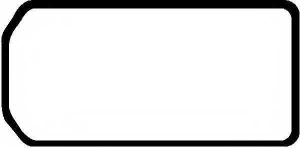 Прокладка крышки головки цилиндра REINZ 71-23307-00 - изображение