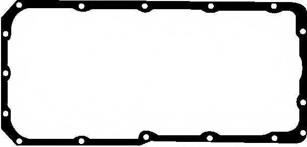 Прокладка маслянного поддона REINZ 71-23443-20 - изображение