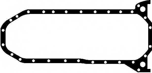 Прокладка маслянного поддона REINZ 71-24535-10 - изображение