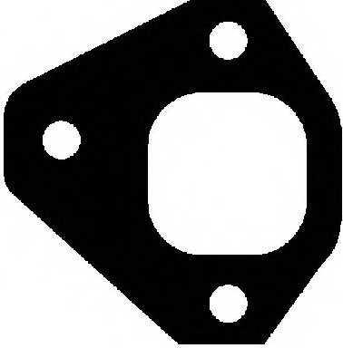 Прокладка выпускного коллектора REINZ 71-25712-10 - изображение
