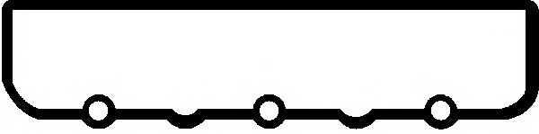 Прокладка крышки головки цилиндра REINZ 71-26284-30 - изображение