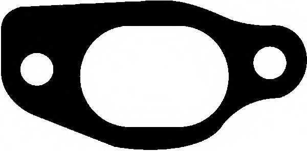 Прокладка выпускного коллектора REINZ 71-28186-20 - изображение