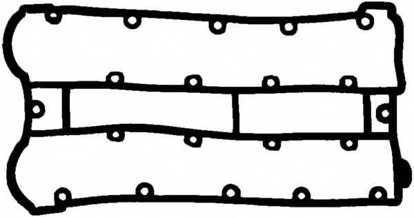 Прокладка крышки головки цилиндра REINZ 71-28233-00 - изображение