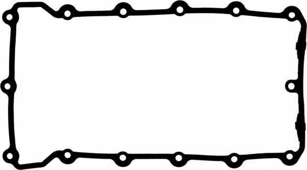 Прокладка крышки головки цилиндра REINZ 71-28484-00 - изображение